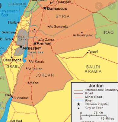 Jasa Legalisir KEMENKUMHAM di Yordania || 08559910010