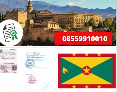 Jasa Legalisir KEMENKUMHAM di Grenada || 08559910010