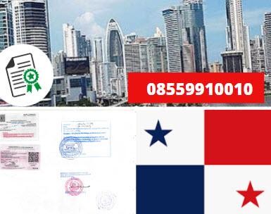 Jasa Legalisir KEMENKUMHAM di Panama || 08559910010