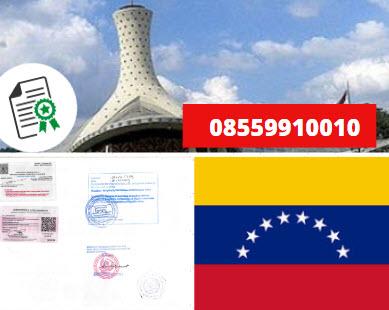 Jasa Legalisir KEMENKUMHAM di Venezuela || 08559910010