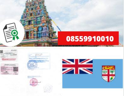 Jasa Legalisir KEMENKUMHAM di Fiji    08559910010