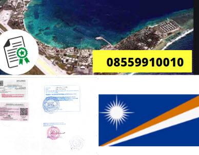 Jasa Legalisir KEMENKUMHAM di Kepulauan Marshall || 08559910010