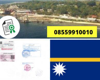Jasa Legalisir KEMENKUMHAM di Nauru || 08559910010