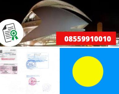 Jasa Legalisir KEMENKUMHAM di Palau || 08559910010