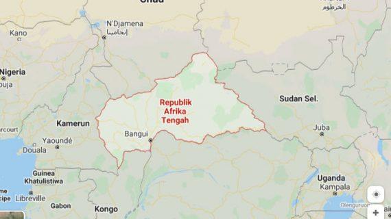 Jasa Legalisir Kementrian Luar Negeri (KEMENLU) di Republik Afrika Tengah    08559910010