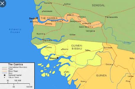 Jasa Legalisir Kementrian Luar Negeri (KEMENLU) di Gambia || 08559910010