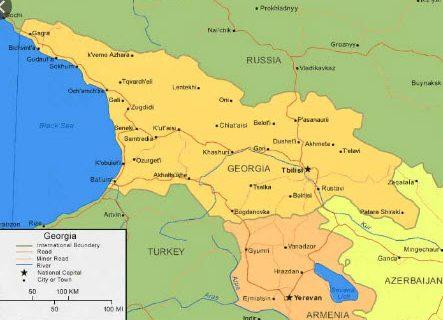 Jasa Legalisir Kementrian Luar Negeri (KEMENLU) di Georgia || 08559910010