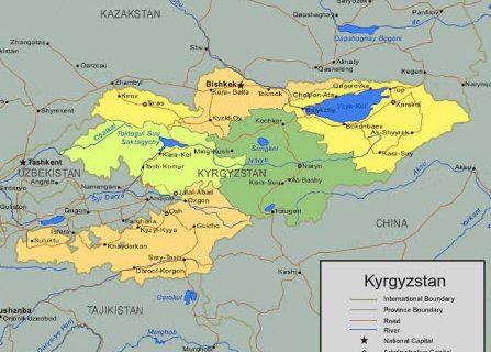 Jasa Legalisir Kementrian Luar Negeri (KEMENLU) di Kyrgyzstan    08559910010