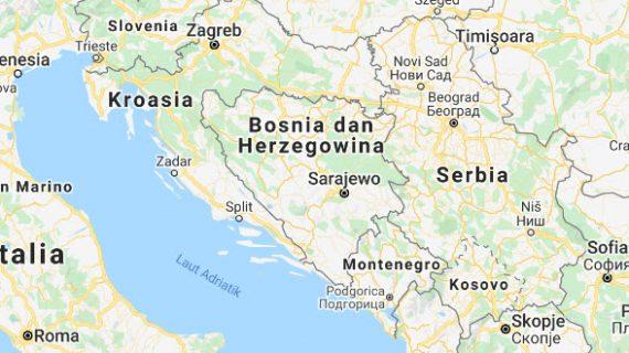 Jasa Legalisir Kementrian Luar Negeri (KEMENLU) di Bosnia dan Herzegovina    08559910010