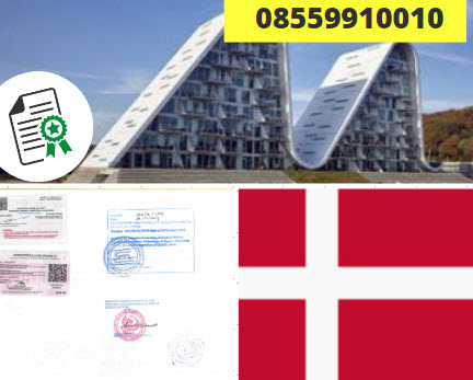 Jasa Legalisir Kementrian Luar Negeri (KEMENLU) di Denmark || 08559910010