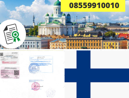 Jasa Legalisir Kementrian Luar Negeri (KEMENLU) di Finlandia || 08559910010