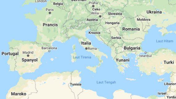 Jasa Legalisir Kementrian Luar Negeri (KEMENLU) di Italia    08559910010