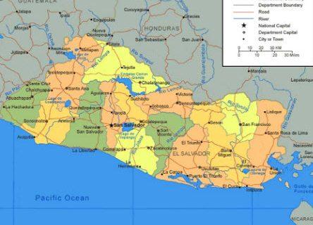 Jasa Legalisir Kementrian Luar Negeri (KEMENLU) di El Salvador || 08559910010