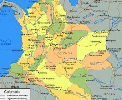 Jasa Legalisir Kementrian Luar Negeri (KEMENLU) di Kolombia || 08559910010