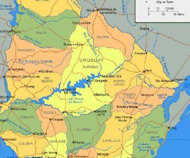 Jasa Legalisir Kementrian Luar Negeri (KEMENLU) di Uruguay || 08559910010