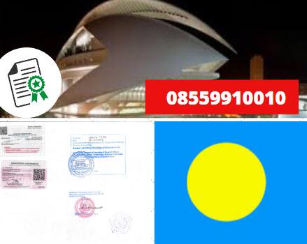 Jasa Legalisir Kementrian Luar Negeri (KEMENLU) di Palau || 08559910010