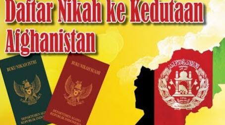 Jasa Legalisir Buku Nikah Di Kedutaan Afganistan || 08559910010