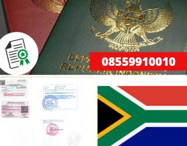 Jasa Legalisir Buku Nikah Di Kedutaan Afrika Selatan || 08559910010