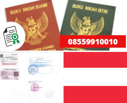 Jasa Legalisir Buku Nikah Di Kedutaan Austria || 08559910010