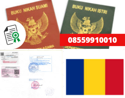 Jasa Legalisir Buku Nikah Di Kedutaan Rumania || 08559910010