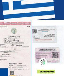Jasa Legalisir Akta Pernikahan Di Kedutaan Yunani || 08559910010