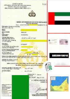 Jasa Legalisir SKCK Di Kedutaan Ukraina || 08559910010