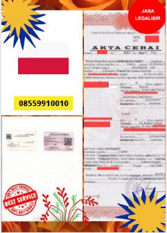 Jasa Legalisir Akta Cerai Di Kedutaan Polandia || 08559910010