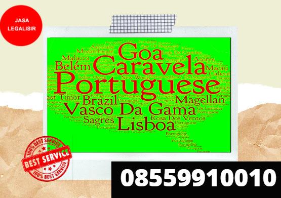 Penerjemah Tersumpah Bahasa Portugis || 08559910010 || Portuguese Language