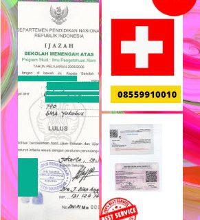 Jasa Legalisir Ijazah SMA Di Kedutaan Swiss    08559910010