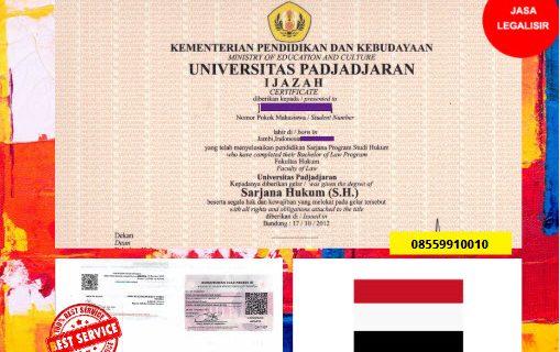 Jasa Legalisir Ijazah Universitas Di Kedutaan Yaman || 08559910010