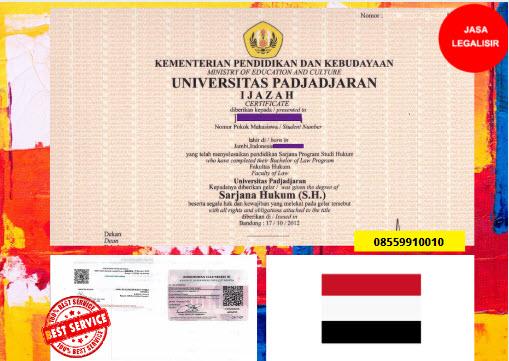 Jasa Legalisir Ijazah Universitas Di Kedutaan Vietnam || 08559910010