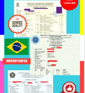 Jasa Legalisir Transkrip Universitas Di Kedutaan Brasil    08559910010