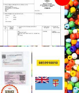 Jasa Legalisir Dokumen Invoice Perdagangan Di Kedutaan Fiji || 08559910010