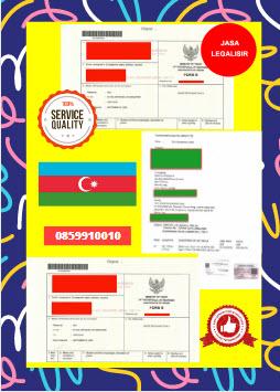 Jasa Legalisir Dokumen Perdagangan Certificate Of Origin (COO) Di Kedutaan Azerbaijan || 08559910010