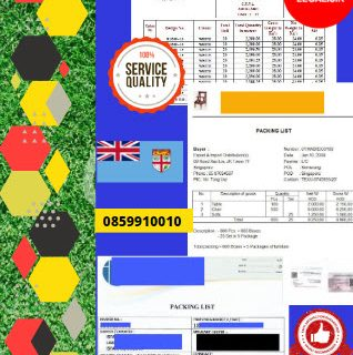 Jasa Legalisir Dokumen Perusahaan Packing List Di Kedutaan Fiji || 08559910010