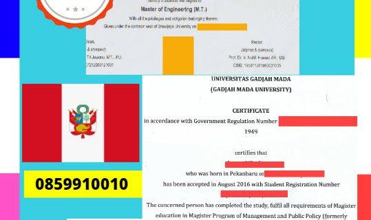 Jasa Legalisir Dokumen Terjemahan Berbahasa Inggris Di Kedutaan Peru|| 08559910010