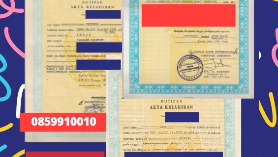 Jasa Legalisir Akta Lahir Indonesia di Békés – Hongaria || 08559910010