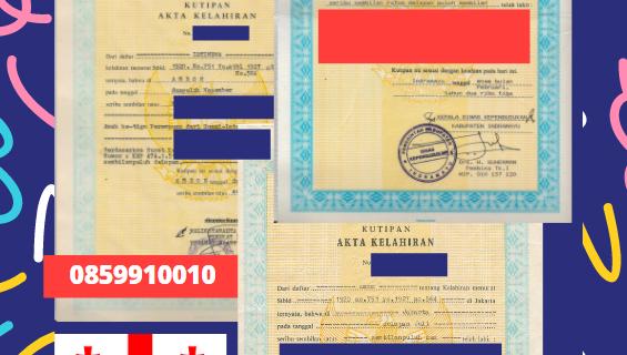 Jasa Legalisir Akta Lahir Indonesia Di Adjara – Georgia || 08559910010