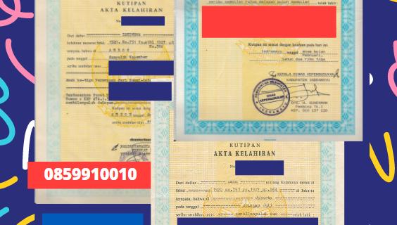 Jasa Legalisir Akta Lahir Indonesia Di Cherkasy – Ukraina    08559910010