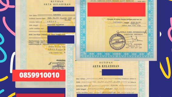 Jasa Legalisir Akta Lahir Indonesia di Csongrád – Hongaria || 08559910010