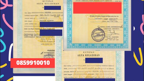 Jasa Legalisir Akta Lahir Indonesia di Dobrich – Bulgaria || 08559910010