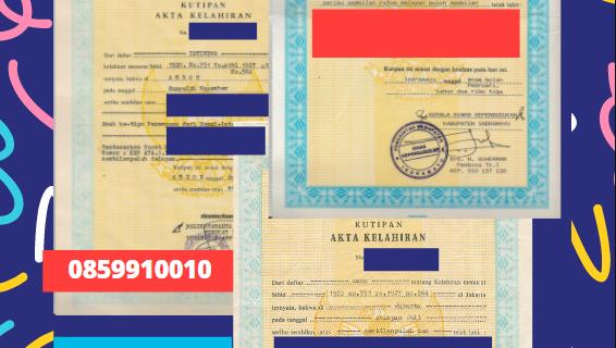 Jasa Legalisir Akta Lahir Indonesia Di Kota Gəncə – Azerbaijan || 08559910010