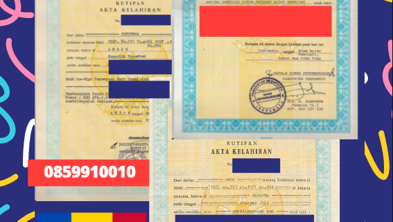 Jasa Legalisir Akta Lahir Indonesia di Glodeni – Moldova || 08559910010