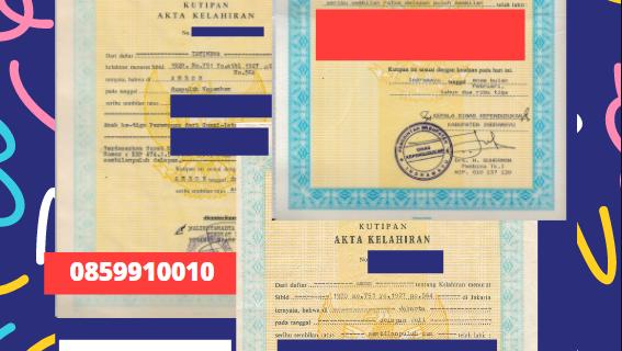 Jasa Legalisir Akta Lahir Indonesia Di Idrija – Slovenia || 08559910010