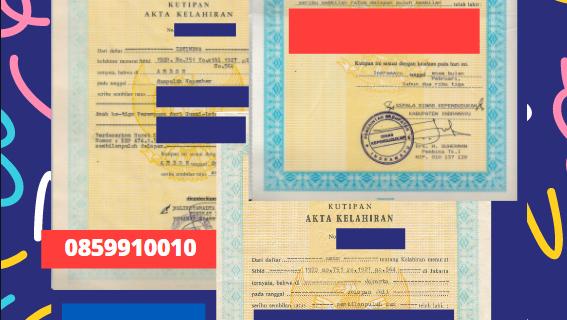 Jasa Legalisir Akta Lahir Indonesia Di Ivano-Frankivsk – Ukraina || 08559910010