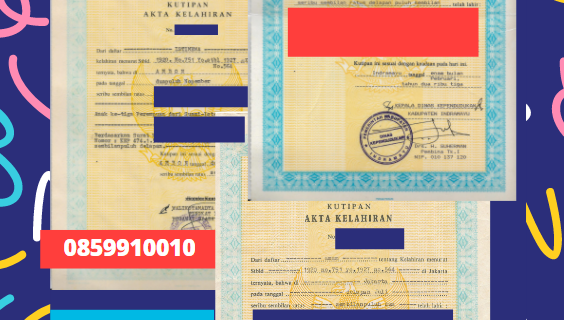 Jasa Legalisir Akta Lahir Indonesia Di Kota Lənkəran – Azerbaijan || 08559910010