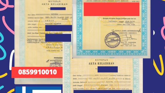 Jasa Legalisir Akta Lahir Indonesia Di Peristeri, Athena – Yunani || 08559910010