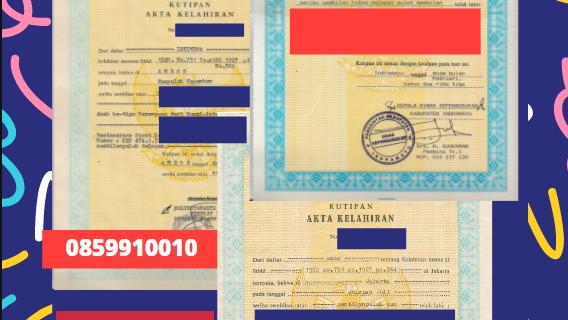 Jasa Legalisir Akta Lahir Indonesia di Budapest – Hongaria    08559910010