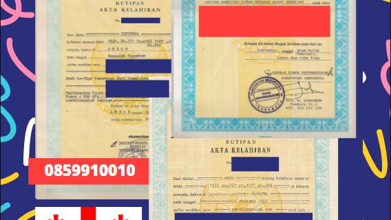 Jasa Legalisir Akta Lahir Indonesia Di Zugdidi – Georgia || 08559910010