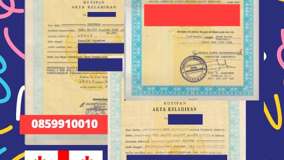 Jasa Legalisir Akta Lahir Indonesia Di Akhaltsikhe – Georgia || 08559910010